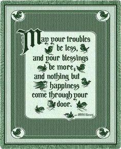 Pagan blessing