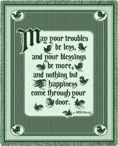 1000 images about blessings on pinterest irish blessing