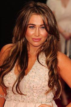 Lauren Goodger Hair