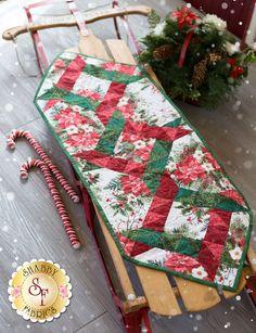 Winter Twist Table Runner Kit