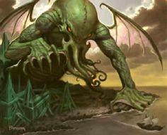 Amazing H.P. Lovecraft Inspired Artworks | por eso no me gustan los monstruos mitologicos - bueno se acabo san ...