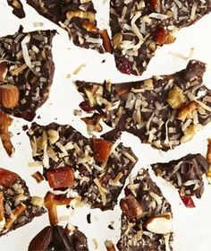 Use whichever ingredients you have in the pantry to make this simple yet impressive sweet snack.