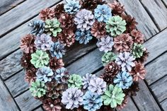 Wreath of Cones - DIY Sweden-Wreath of Cones – DIY Sweden You are in the right place about jul krans diy Here we offer you the most beautiful pictures about the jul krans you are looking for. When you examine the Wreath of Cones – DIY Sweden part of the Pine Cone Art, Pine Cone Crafts, Pine Cones, Diy Crafts For Gifts, Christmas Crafts, Christmas Decorations, Fun Crafts, Christmas And New Year, Christmas Diy