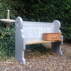 #Vintage #church pew,  View more on the LINK: http://www.zeppy.io/product/gb/2/262094086709/