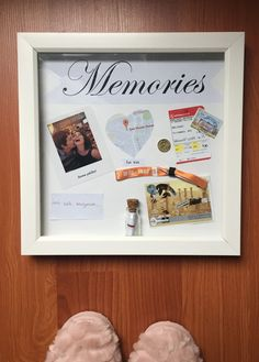 Memories box| Birthday gift| do yourself| DIY