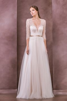 Celia wedding dress, 2015 Collection, Divine Atelier