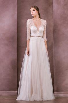 Celia wedding dress, 2015 Collection, Divine Atelier