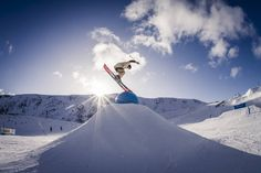 Unser Snowpark für die Freestyler unter euch oder die es noch werden wollen. Mount Everest, Mountains, Nature, Travel, Naturaleza, Viajes, Destinations, Traveling, Trips