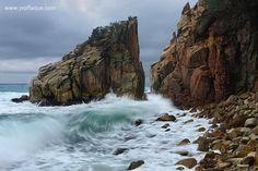 Les onades transformant el paisatge