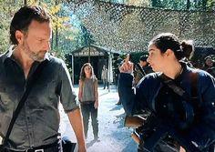 "Love Tara! The Walking Dead S07 E15 ""Something They Need."" Season 7 Episode 15. #twd"