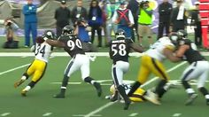 Steelers' DeAngelo Williams: Dealing with ankle injury...: Steelers' DeAngelo Williams: Dealing with ankle injury ahead… #DeAngeloWilliams