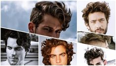 Guide: Absolutely All Men Hair Types (Video + Examples) - Men Hairstyles World Men Hairstyles, Hair Type, Pure Products, World, The World