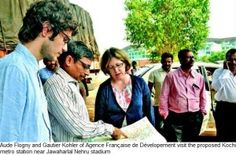 Kochi: The visit of officials from French funding agency Agence Francaise de Development (AFD), who will be in the city on January 9, to finalise the loan agreement with Kochi Metro Rail Limited, will be crucial for the corporation as well.
