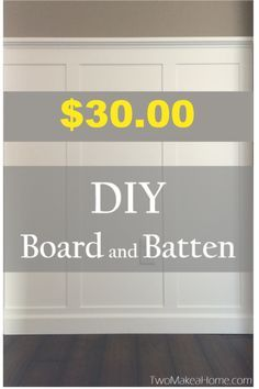 Wainscoting Wallpaper Benjamin Moore wainscoting board and batten diy projects.White Wainscoting Home Decor. Home Renovation, Home Remodeling Diy, Bedroom Remodeling, Home Improvement Projects, Home Projects, Girls Bedroom, Master Bedroom, Board And Batten, Dining Room Walls