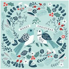 print & pattern: CHRISTMAS 2016 - whistlefish