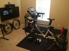 No other part of your off-season equipment is as important as your #IndoorCycleTrainer.