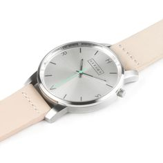 Tyrfing Classic Silver & Nude Pink Strap