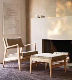 New Jens Risom Designs from DWR Design Studio