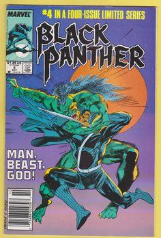 Black Panther No. 4