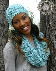 Country Appeal Infinity Scarf | AllFreeCrochet.com