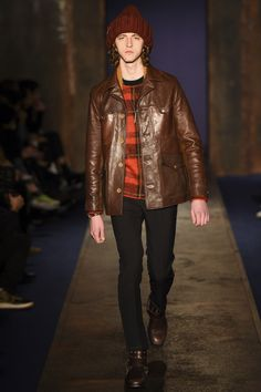 Coach 1941 Fall 2016 Menswear Fashion Show
