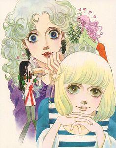 Feh Yes Vintage Manga Manga Anime, Old Anime, Anime Eyes, Anime Art, Art And Illustration, History Of Manga, Manga Artist, Anime Kunst, Retro Art