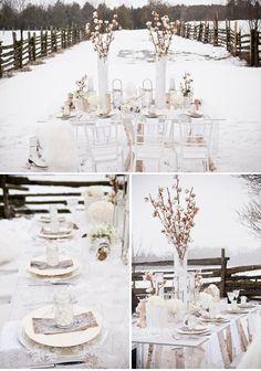 Suivez 5 étapes pour planifier un mariage d'hiver peu stressant | Blog officiel de PERSUN.FR