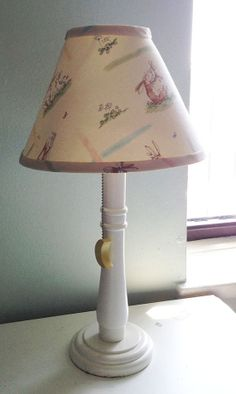 Guess How Much I Love you lamp by IPartyBox on Etsy, $35.00