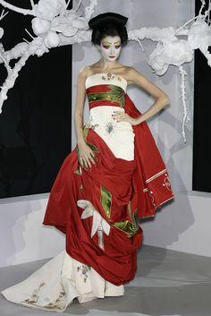 Christian Dior | Haute Couture S/S 2007