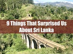 9 Things That Surprised Us About Sri Lanka www.drinkingondimes.com
