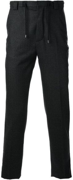 Choice Cheap Online tapered tailored trousers - Black Maison Martin Margiela Big Discount For Sale Sale Online Cheap M64R7tRT