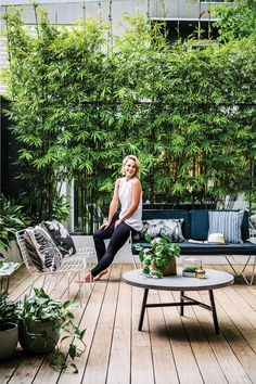 Our courtyard feature in the new Planted Magazine! Photographer: Hannah Blackmore - Stylist: Alana Langan Our courtyard feature in the new Planted Magazine!