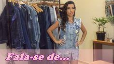 Fala-se de... Jeans  #tendencias