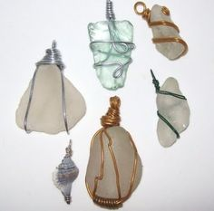 new love ...sea glass