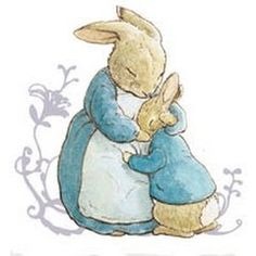 beatrix potter illustrations peter rabbit - Google Search                                                                                                                                                     More