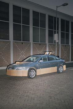 Slapdash Supercars by Max Siedentopf
