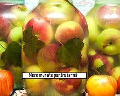 Conserve și murături Archives - Sfaturi pentru casă și grădină Apple, Fruit, Vegetables, Food, Apple Fruit, Essen, Vegetable Recipes, Meals, Yemek