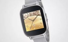 Asus' ZenWatch 2 will be available in two sizes Android Wear Smartwatch, Apple Watch, Smart Watch, Product Launch, Mens Fashion, How To Wear, Tech, Moda Masculina, Smartwatch