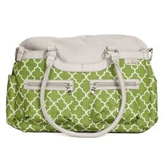 Bolso Satchel JJ Cole - Stone Green