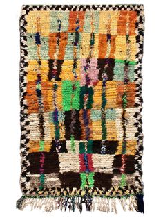 Vintage Moroccan Area Rug by nuLOOM Rugs