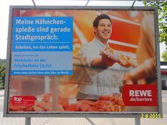 613. - Plakat in Stockach. / 02.08.2015./