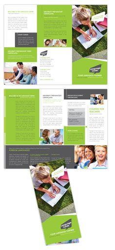 Life Auto Insurance Company Tri Fold Brochure Template Life Auto - Insurance brochure template