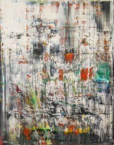 https://flic.kr/p/pkemaR | Gerhard Richter, Ice (Eis) 2, 1989