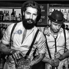 Bartender fashion style, very good style for wear.