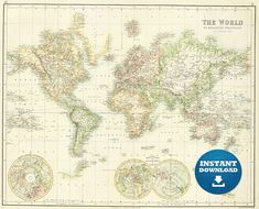 31 Best Digital World Maps images