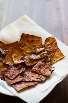 This tofu bacon is smoky, crispy, and slightly chewy - perfect for a vegan BLT!