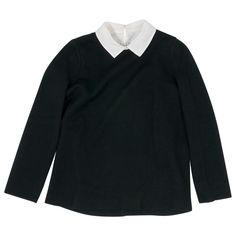 #VCSALES Sandro Top With Removable Flat Collar   Vestiaire Collective