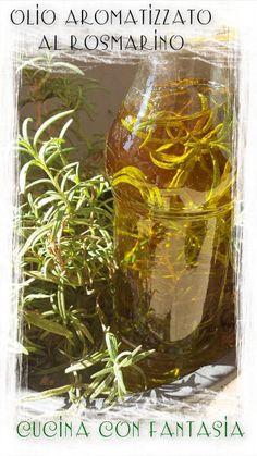 olio evo al rosmarino