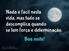 Boa Noite..!!