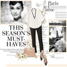 This season's must-haves on Polyvore